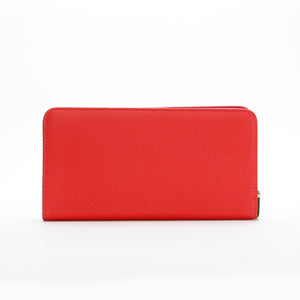 Layer Purse Red