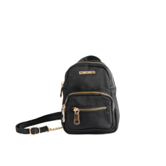 Suri Travel: Mini Sling Companion Black
