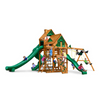 Image of Gorilla Great Skye II Swingset In Natural Cedar Or Timber Shield™ Post - Jumpin Jungle