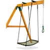 Image of Gorilla Swingset Chill 'N Swing Accessory - Jumpin Jungle