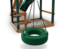 Gorilla Swingset 360° Turbo Tire Swing Accessory