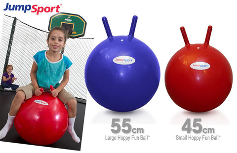 Jumpsport Trampoline Hoppy Balls - Jumpin Jungle