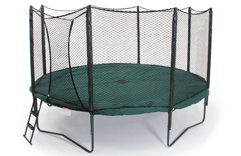 Jumpsport Green Weather Protection Cover For Trampoline - Jumpin Jungle