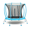 Image of Skybound Atmos 8Ft Trampoline Octagon With Safety Enclosure Net - Jumpin Jungle