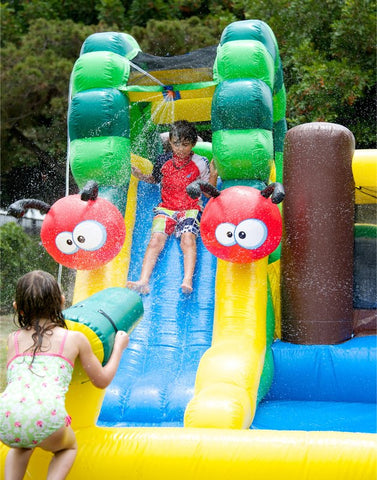 Jumporange Caterpillar Mud Park Wet Dry Combo - Jumpin Jungle