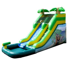 Jumporange Safari Wet/Dry Slide - Jumpin Jungle