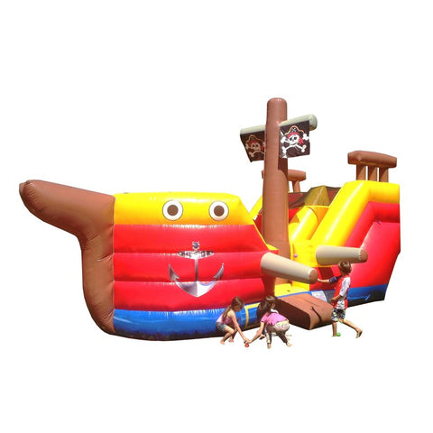 Jumporange Pirate Ship Adventure - Jumpin Jungle