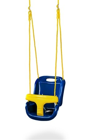 Gorilla Swingset High Back Infant Swing Accessory - Jumpin Jungle