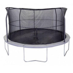 Jumpking 15 Ft Trampoline Round Orbounder With Safety Enclosure Net - Jumpin Jungle