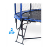 Image of Jumpsport Surestep 2 Step Ladder For 33 To 37 Inch Trampolines - Jumpin Jungle