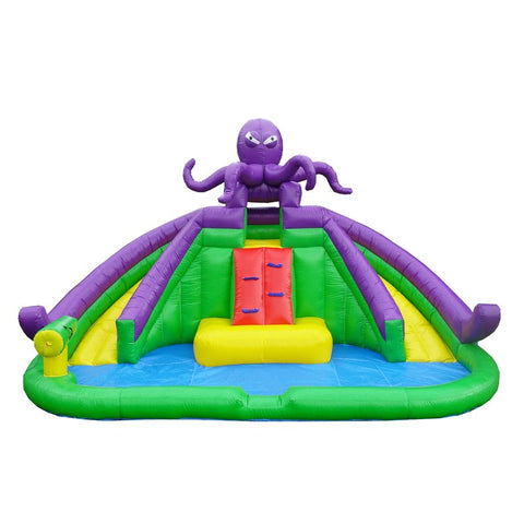 Jumporange Monster Octopus Water Park - Jumpin Jungle