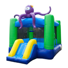 Jumporange Lil Lady Octopus Bounce House