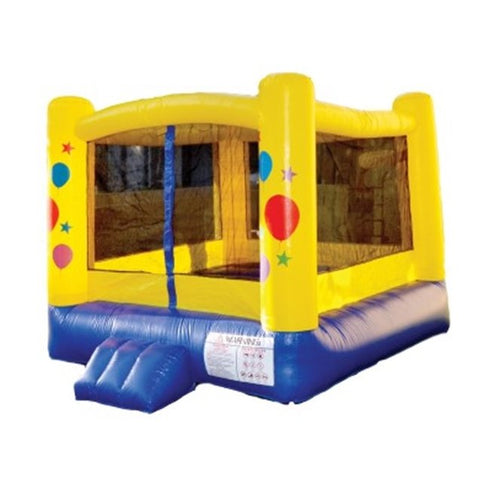 Jumporange Lil' Kiddo 8′ X 8′ Balloon Party House - Jumpin Jungle