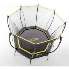 Skybound Atmos 8Ft Trampoline Octagon With Safety Enclosure Net