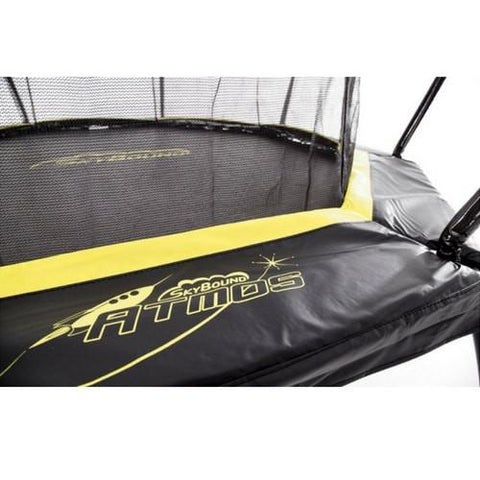 Skybound Atmos 8Ft Trampoline Octagon With Safety Enclosure Net - Jumpin Jungle