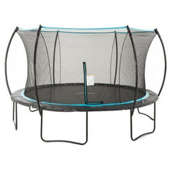 Skybound Cirrus 14Ft Large Trampoline With Full Safety Enclosure Net - Jumpin Jungle