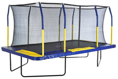 Upper Bounce 9X15 Rectangle Trampoline With Safety Enclosure System