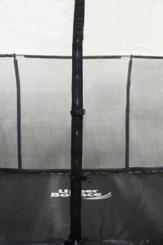Upper Bounce 9X15 Rectangle Trampoline With Safety Enclosure System - Jumpin Jungle
