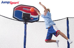 Jumpsport Proflex Trampoline Basketball Set