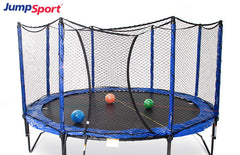 Jumpsport Trampoline Game And Party Pack for Kids