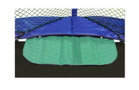 Jumpsport Basketball Green Landing Pad For Trampolines - Jumpin Jungle