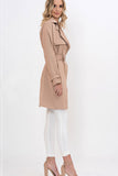 TRENCH JACKET - BEIGE