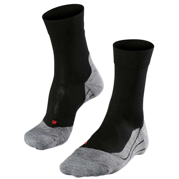 Falke Running 4 Medium Socks - Black Mix