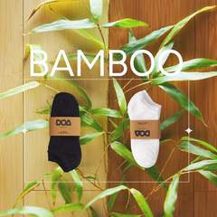 Super Soft Bamboo Ankle Socks-Pair