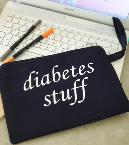 The Diabetes Stuff Bag