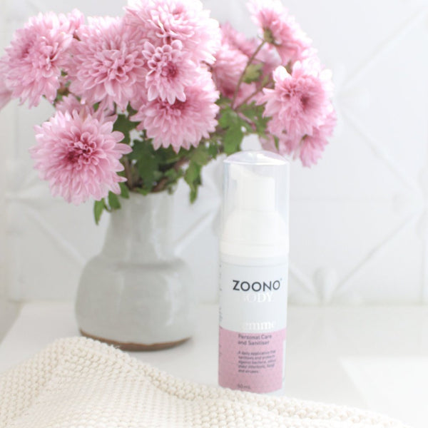 Zoono Femme - Organic Antibacterial Feminine Wash - 24 Hour Protection (50/150mL)