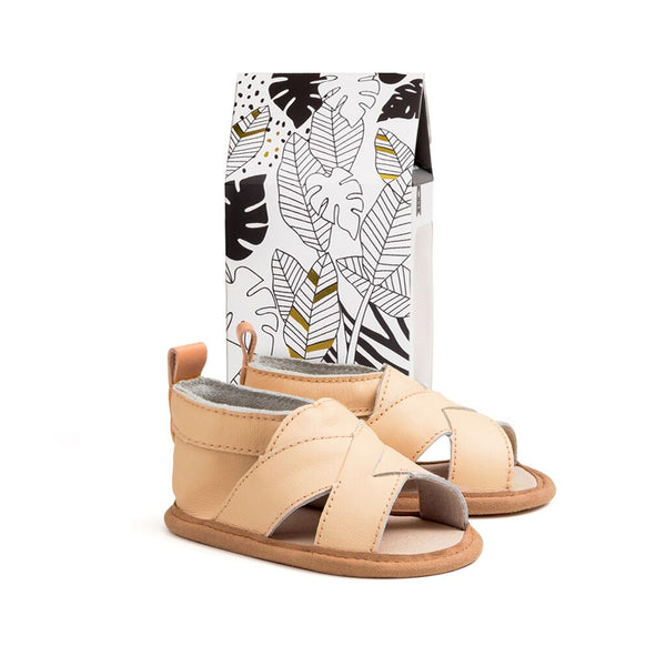 Cross-Over Sandal Desert
