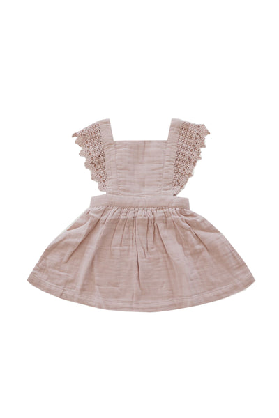 Amie Dress Rose Smoke