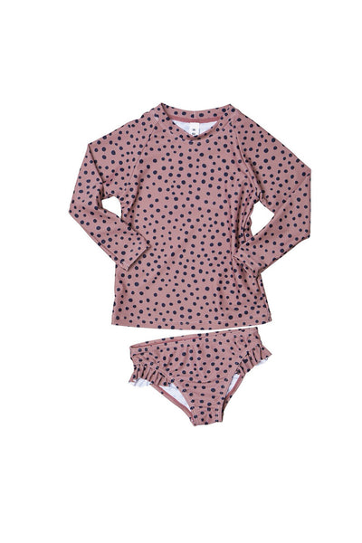 Rashguard 2PC Set Berry