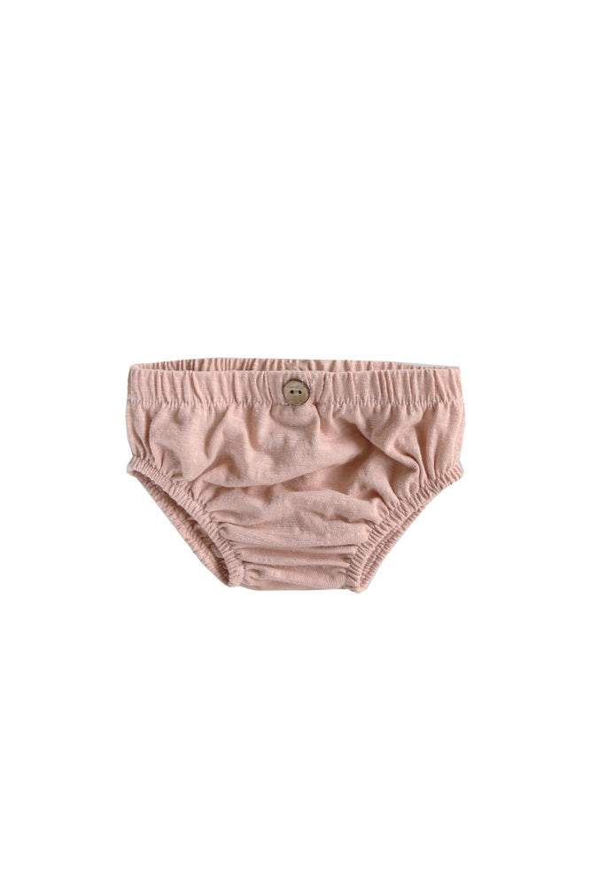 Shy Pink Button Bloomers