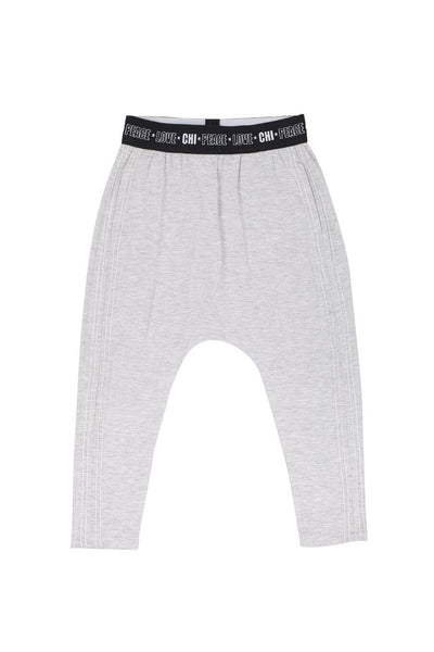 Chillax Pant Light Grey Marle