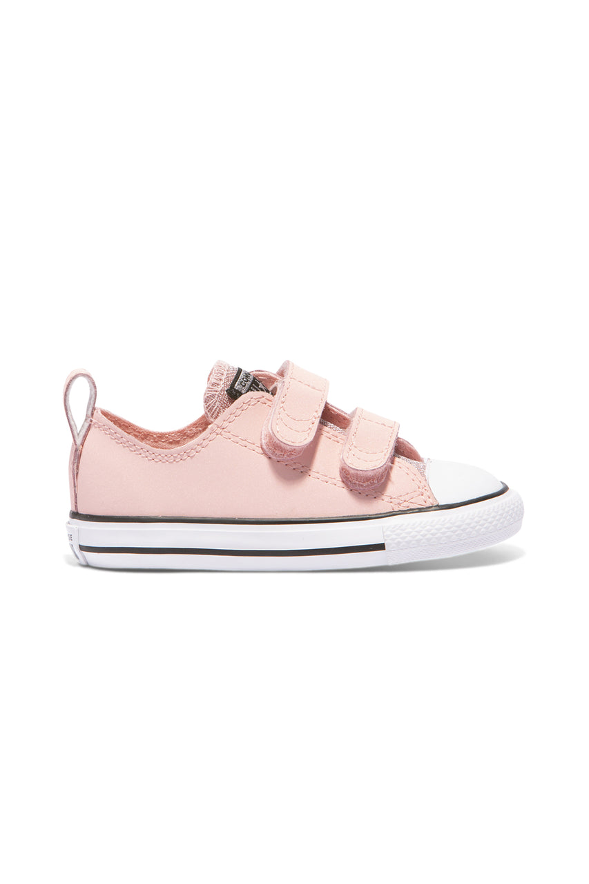 Chuck Taylor All Star Glitter Toddler 2V Storm Pink