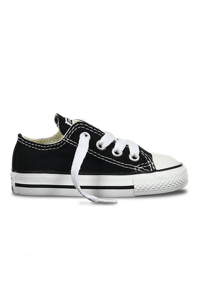 Chuck Taylor All Star Toddler Low Top Black