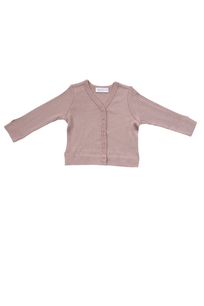 Original Cotton Modal Cardi Rosy