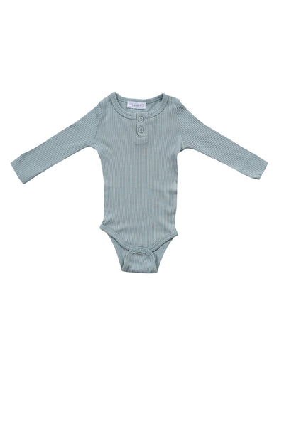 Original Cotton Modal Bodysuit Ether
