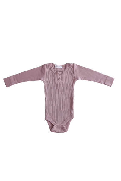 Cotton modal Bodysuit Nostalgia Rose