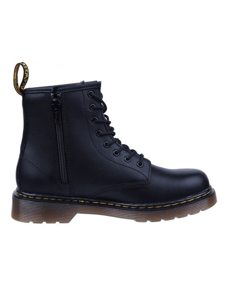 1460 8-Eye Delaney Boot Junior Black