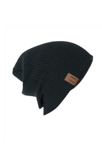 Hunter Green Knit Beanie