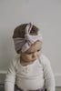 Pima Cotton Headband Old Rose