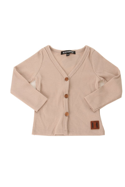 Latte Signature Cardigan
