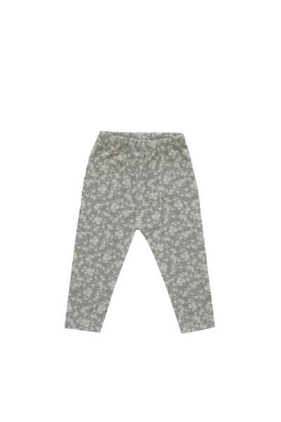 Organic Cotton Legging Sadie Floral