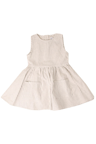 Lulu Dress Stripes