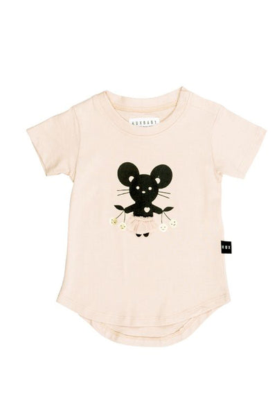 Mouse T-Shirt Peony