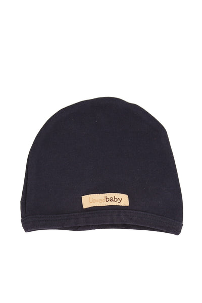 Organic Cute Cap Navy