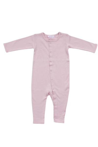 Pima Cotton Onepiece Old Rose