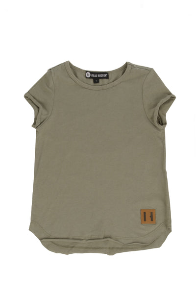 Raw Edge Military Tall Tee